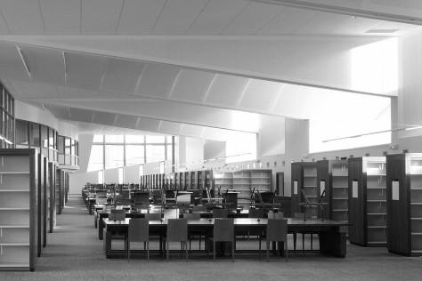 Bruno gaudin architecte d p l g - Bibliotheque universitaire amiens ...