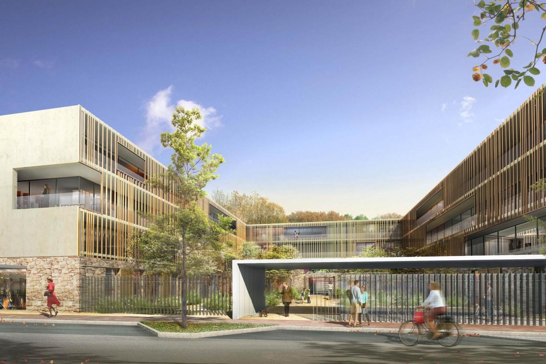 Bruno gaudin architecte d p l g for Jardin public 78